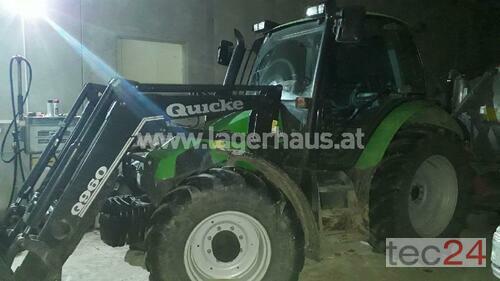 Deutz-Fahr Agroplus 85 Frontlader Baujahr 2000