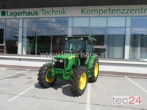 John Deere 5075E Año de fabricación 2017 Klagenfurt