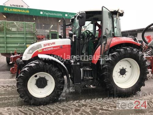 Steyr Multi 4095 Anul fabricaţiei 2014 Klagenfurt