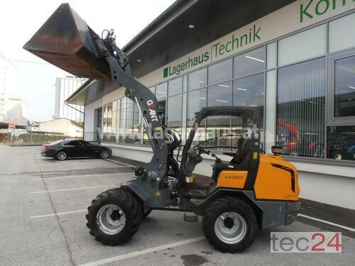 Giant V 4502 T Anul fabricaţiei 2011 Klagenfurt
