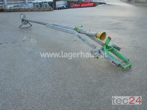 Bauer Traktormixer 5 M Schlitters