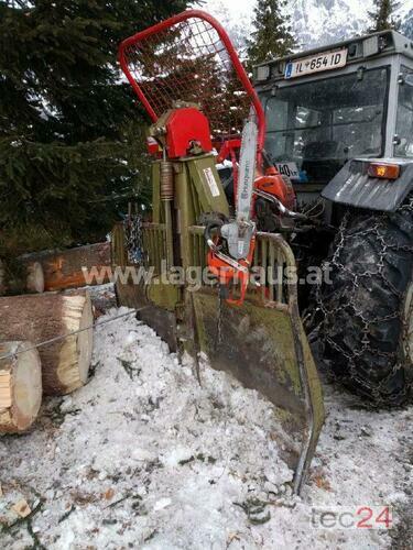 Holzknecht Hs 380 Rok výroby 2015 Schlitters