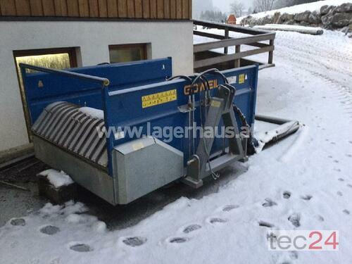 Göweil Rba Ballenaufloeser Baujahr 2011 Schlitters