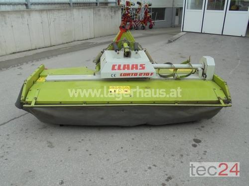 Claas 270 FRONT
