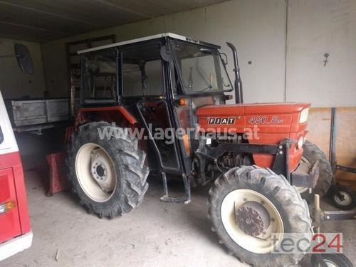 Fiat 480/8 Dt Front Loader Year of Build 1982