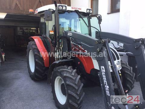 steyr 4075 kompakt traktor gebraucht schlitters. Black Bedroom Furniture Sets. Home Design Ideas