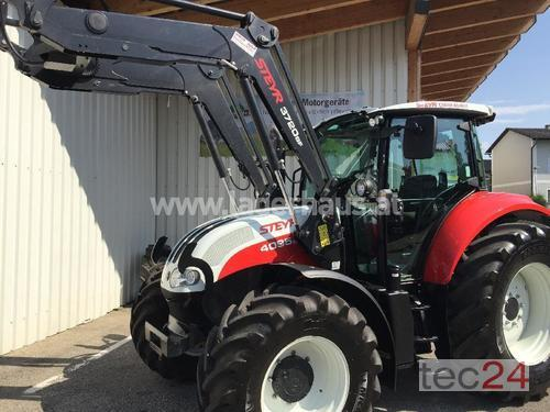 Steyr 4095 Multi Basis Front Loader Year of Build 2015