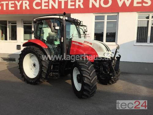 Steyr Profi 4120 Profi-Ausstattung Year of Build 2010 Kilb
