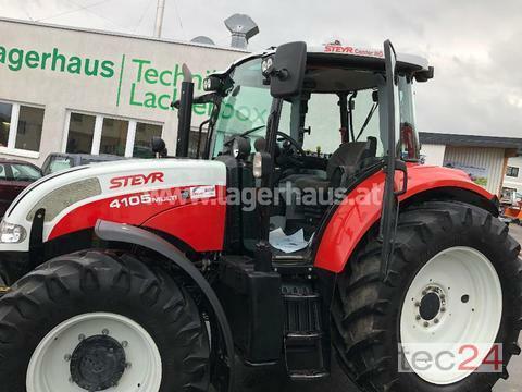 Steyr 4105 Multi Profi Baujahr 2013 Kilb