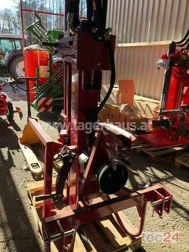 HEVI 24 Tonnen Hydro Combi Posch M6180 Ausstellungsma Rok výroby 2015 Kilb
