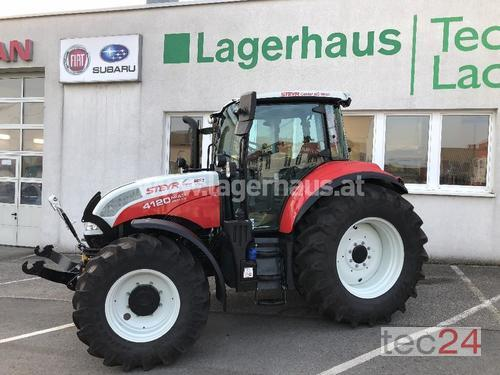 Steyr 4120 Multi Profi Vorführer Year of Build 2018 Kilb