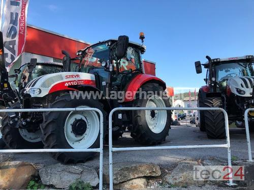 Steyr 4110 Multi Profi Austellungsmaschine Year of Build 2018 Kilb