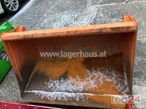 Hauer Erdschaufel 1,2m Swe-B Kilb