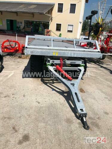 Ballenwagen T608-2 Ausstellungsmaschine Año de fabricación 2018 Kilb