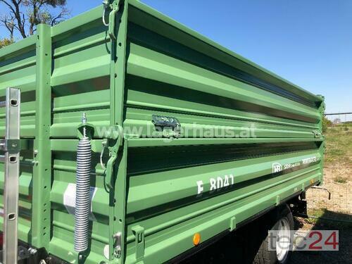 Brantner E8041 Einachser 3 Seitenkipper Lagermaschine Kilb