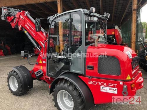 Weidemann 2070cx 50 Lp Tele Vorführer Year of Build 2020 Kilb