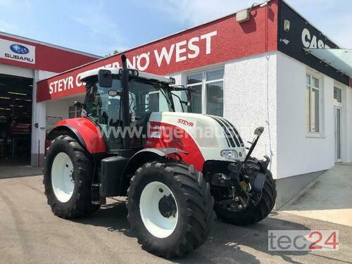 Steyr Cvt 6145 Swb Baujahr 2011 Allrad