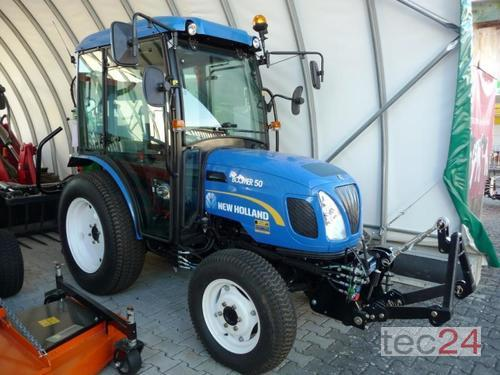 New Holland Boomer 50