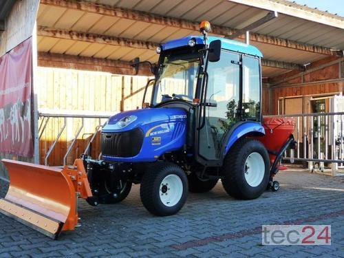 New Holland Boomer 25 Baujahr 2014 Rhaunen