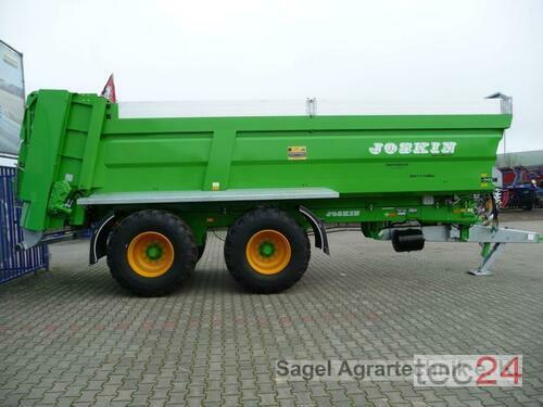 Joskin Ferti-Space Fs6511/1 Baujahr 2014 Rhaunen