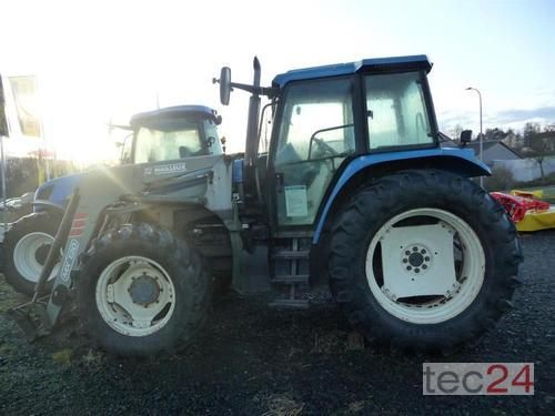 New Holland TS 115 Baujahr 1998 Rhaunen