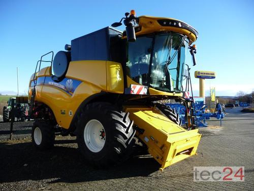 New Holland CX5.90 T4B