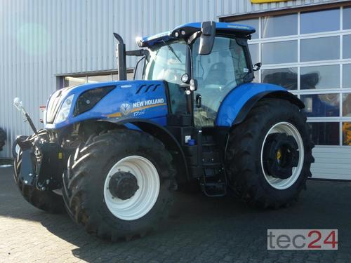 New Holland T 7.270 Auto Command Byggeår 2017 A/C