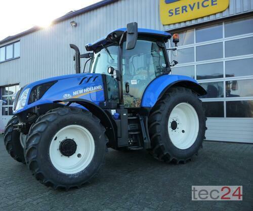 New Holland T6.145 EC Tier4B