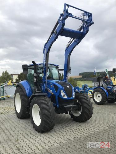 New Holland T 5.120 Electro Command Rok výroby 2018 Rhaunen