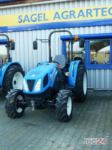 New Holland TD3.50 4WD TMR