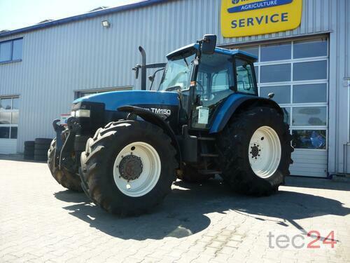 New Holland TM 150 Baujahr 2001 Rhaunen