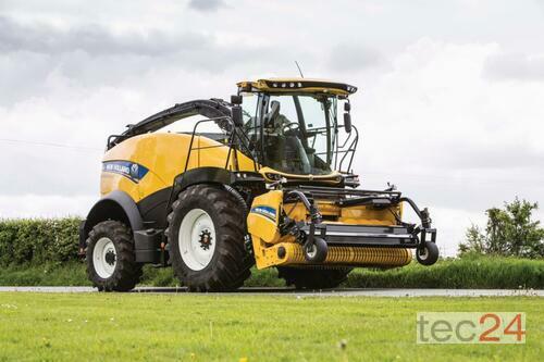 New Holland Fr550 T4b Baujahr 2019 Allrad