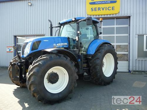 New Holland T 7.270 Auto Command Baujahr 2012 Rhaunen