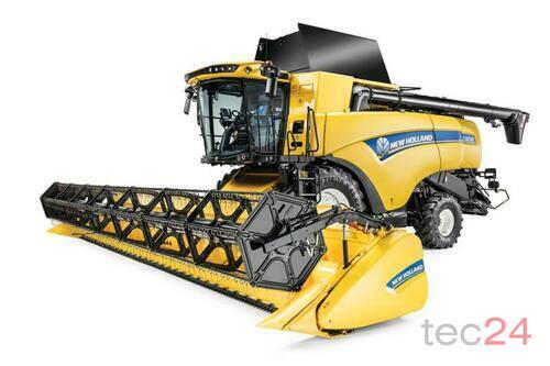 New Holland Cx8.80 Stagev Baujahr 2020 Rhaunen