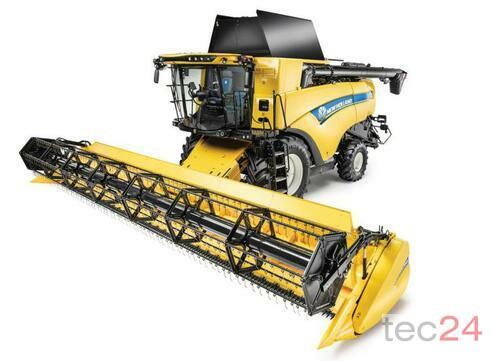New Holland Cx7.90 Stagev Zed Baujahr 2020 Allrad