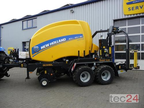 New Holland ROLLBELT 180 CC