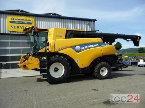 New Holland CR 8.80 Revelation Baujahr 2019 Rhaunen