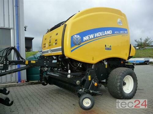 New Holland RB 180 CropCutter Byggeår 2015 Rhaunen