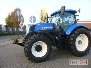 Traktor New Holland T7.200 Auto Command Bild 0
