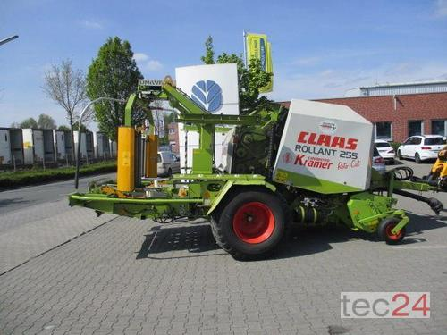 Ballenwickler Claas - Rollant 255 Cut