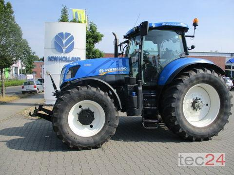 New Holland T 7.220 Auto Command Baujahr 2014 Altenberge