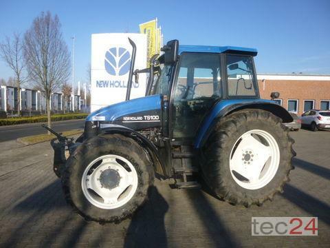 New Holland TS 100 Baujahr 2000 Altenberge