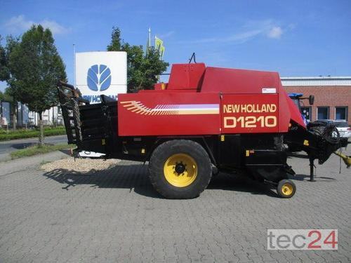 New Holland D 1210 CropCutter Рік виробництва 1998 Altenberge