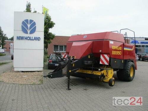 New Holland BB 950 S Einsatzbereit