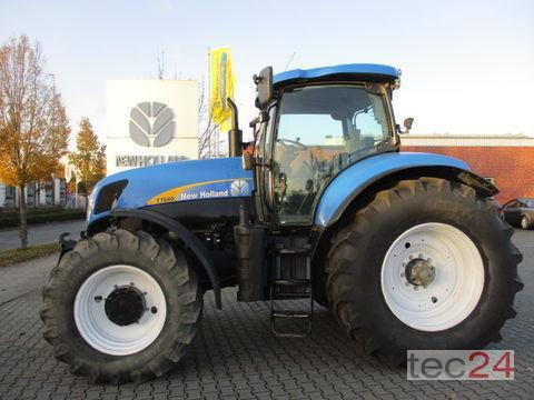 New Holland T 7040 Power Command Baujahr 2007 Altenberge