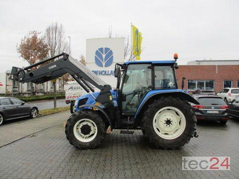 New Holland T 5050 Frontlader Baujahr 2011