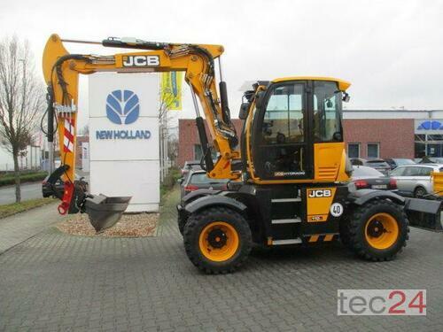 JCB Hydradig 110w Año de fabricación 2017 Accionamiento 4 ruedas