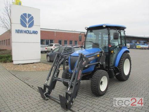 New Holland Boomer 50 Frontlader Baujahr 2016