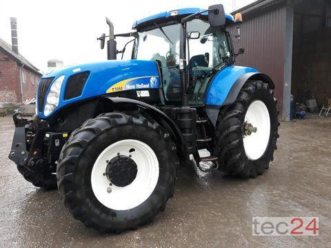 New Holland T7050 Pc Baujahr 2008 Altenberge