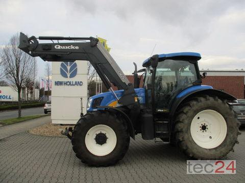New Holland TS 115 A Frontlader Baujahr 2006
